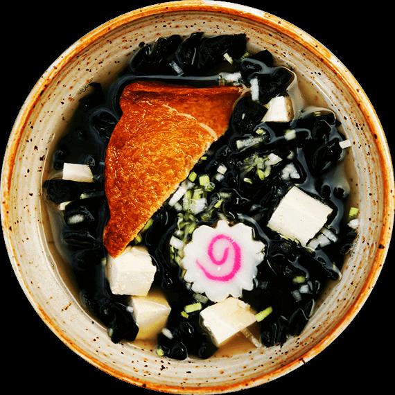 Zupa Inari Miso
